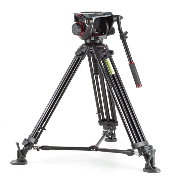Manfrotto Videostativ mit 509HD