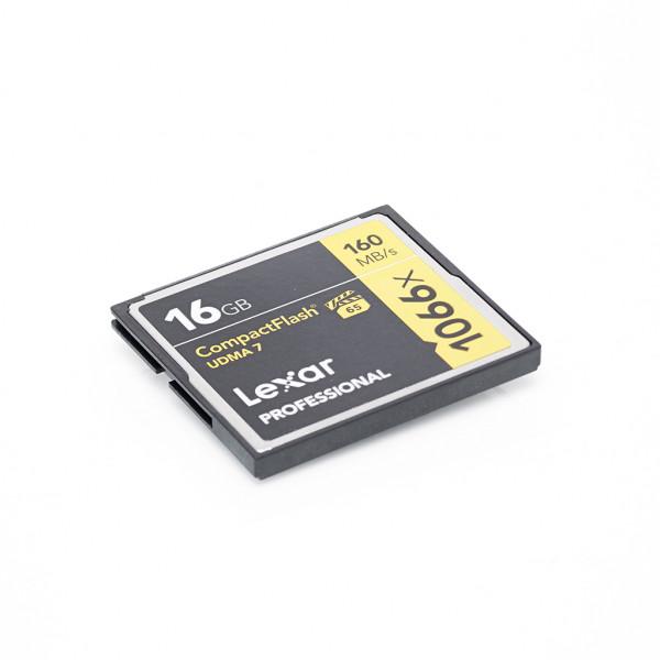 Speicherkarte CF - 16GB (120MB/s)