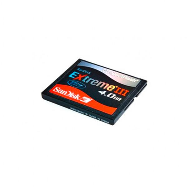 CF Speicherkarte 4 GB