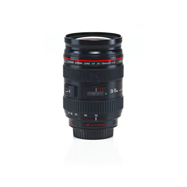 Canon Zoom EF 24 - 70mm 2.8 USM