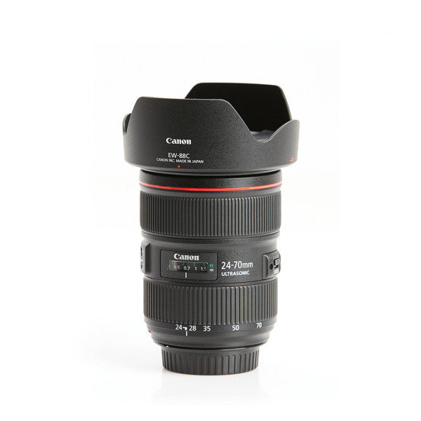 Canon Zoom EF 24 - 70mm 2.8L II USM