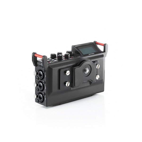 Tascam DR70D 4-Kanal-Audiorecorder für DSLR-Kameras