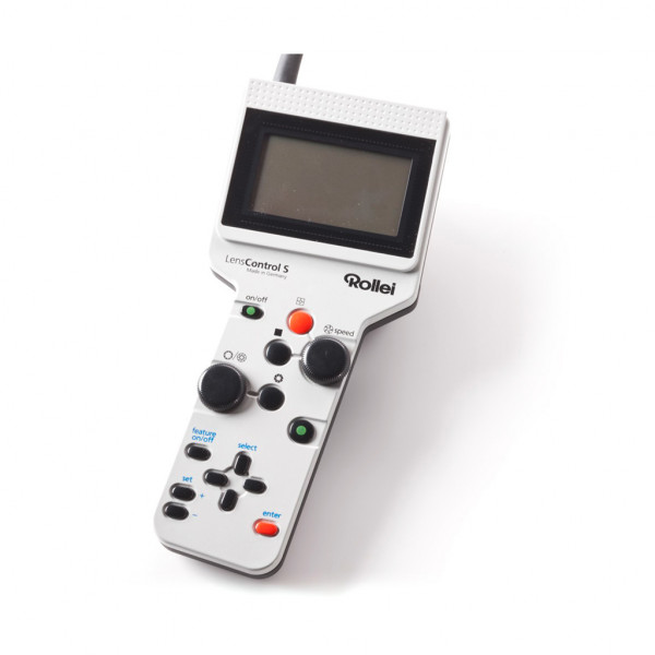 Rollei LensControl S / digitaler Verschluß