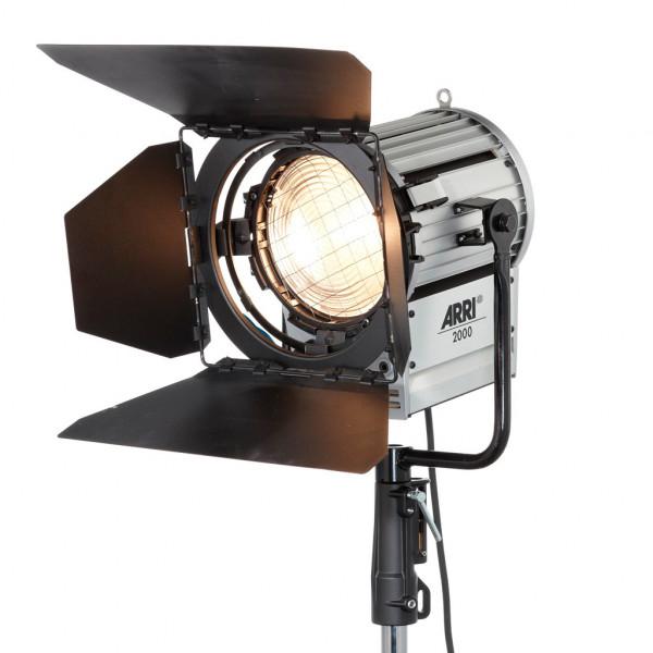 ARRI Stufenlinse 2000W Kunstlicht