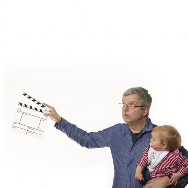Filmklappe / Gegenlichtklappe