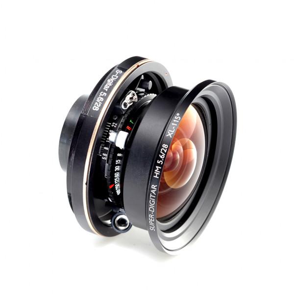 Schneider Kreuznach SUPER DIGITAR 5.6 f=28mm für Arca Swiss Rm3di