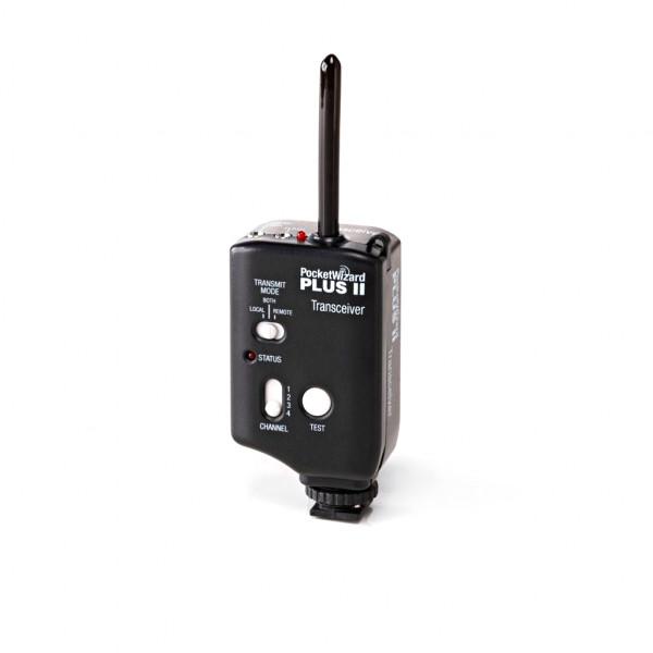 Pocket Wizard PLUS II Transceiver Set (Sender / Empfänger)