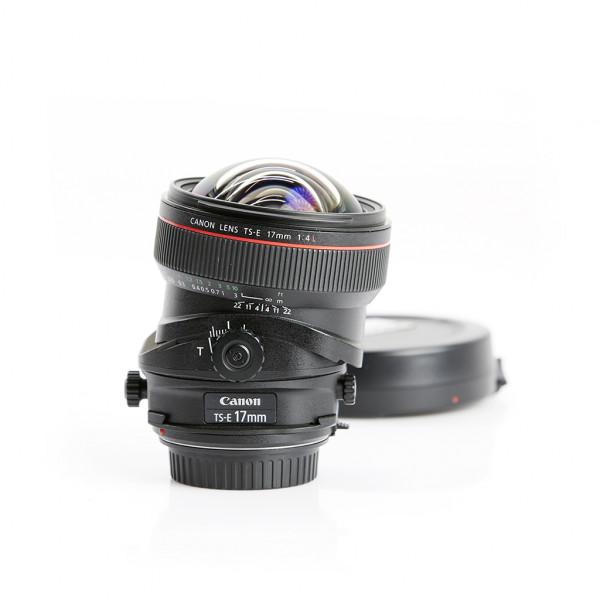 Canon Objektiv TSE 17mm 4,0 Shift L