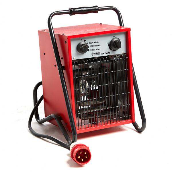 Elektro-Heizlüfter 5000 Watt