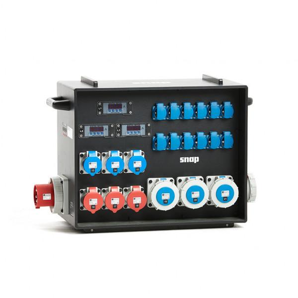 CEE Stromverteiler, 125A/400V